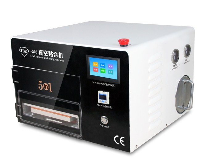 Вакуумный ламинатор TBK-508