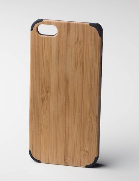 бамбуковые чехлы для iPhone